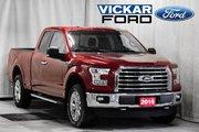 2016 Ford F150 4x4 - Supercab XLT - 145