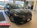 2015 Ford Fusion S *Backup Cam/Cruise Control*