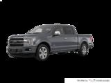 2018 Ford F150 4x4 - Supercrew Platinum - 145