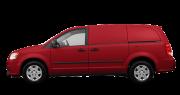 RAM Cargo Van BASE 2013