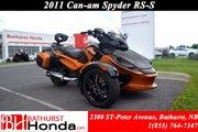 Can-Am Spyder RT 2011