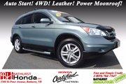 2013 Honda CR-V EX-L ,AWD, Leather Seats, 17'' Alloy Wheels, Power Moonroof, Dual Climate Control, Heated Seats...
