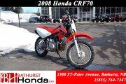 Honda CRF125F Big Wheels! 2016