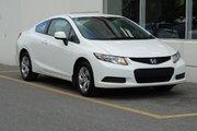Honda Civic Cpe LX, manuel, A/C groupe éléctrique ++ 2013
