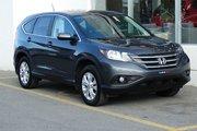 Honda CR-V EX-L  Cuir  Toit ouvrant  Camera de recul 2012 Parfaite condition  Un seul proprietaire Jamais accidentée