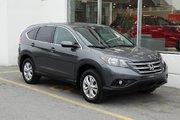 Honda CR-V EX AWD Toit ouvrant  Sieges chauffants 2013 Camera de recul Sieges chauffants Jamais accidenté   Un seul proprietaire