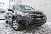 Honda CR-V LX*93$/SEM*GARANTIE 3 ANS/60 000 KILOMÈTRES* 2015 *93$/SEM*GARANTIE 3 ANS/60 000 KILOMÈTRES*