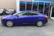 2014 Ford Focus Titanium LOADED