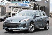 2012 Mazda Mazda3 GX SPORT SAVE!!