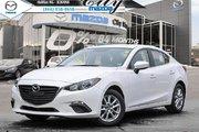 2015 Mazda Mazda3 GS ULTRA LOW KMS!