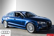 2015 Audi A3 2.0T Progressiv quattro 6sp S tronic Blue 2015 A3 - 41,332 km total