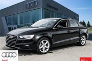 2016 Audi A3 2.0T Komfort quattro 6sp S tronic A Big Idea Condensed - Audi A3