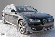 2015 Audi A4 allroad 2.0T Technik quattro 8sp Tiptronic All Road. All Luxury.