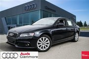 2012 Audi A4 2.0T Tiptronic qtro Sdn Security System!