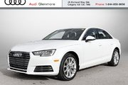 2017 Audi A4 2.0T Progressiv quattro 7sp S tronic You Will Want To Take A Seat