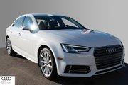 2018 Audi A4 2.0T Progressiv quattro 7sp S tronic You'd Think Eternal Beauty is a Myth