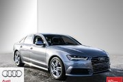 2017 Audi A6 2.0T Technik quattro 8sp Tiptronic 2017 A6 - 10,825 km