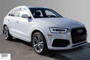 2017 Audi Q3 2.0T Technik quattro 6sp Tiptronic 2017 Audi Q3 - 25,200 km