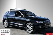 2017 Audi Q5 3.0T Progressiv quattro 8sp Tiptronic 3.0L V6 Q5 - Low KM