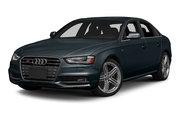2015 Audi S4 3.0T Technik plus quattro 7sp S tronic DON'T MISS OUT!
