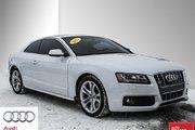 2012 Audi S5 4.2 Premium Tip qtro Cpe White S5 Coupe - 52,653 km