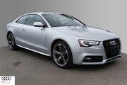 2014 Audi S5 3.0 7sp S tronic Technik Cpe Sporty elegance - 2014 Audi S5