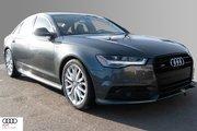 2018 Audi S6 4.0T quattro 7sp S tronic Even the Details should Feel Substantial
