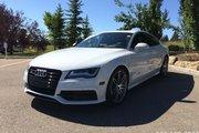 2014 Audi S7 4.0 7sp S tronic