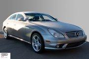 2006 Mercedes-Benz CLS500 5.0L Beige Exterior, Black Interior, 302 HP