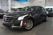 Cadillac CTS Sedan Luxury RWD 2.0T - 479KM - JAMAIS UTILISÉ 2014