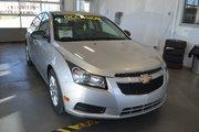 Chevrolet Cruze LS+ w/1SB jamais accidenté 2011