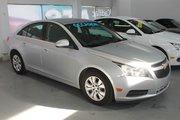 Chevrolet Cruze LT - A PARTIR DE 0.9% - GROUPE TECHNOLOGIE 2014