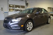 Chevrolet Cruze LT tout équipé !! Certifié GM :-) 2015