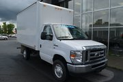 Ford Econoline Commercial Cutaway Cube 12 pieds roue simple avec rampe 2012