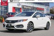 2015 Honda Civic Coupe EX-L COUPE LEATHER NAVIGATION