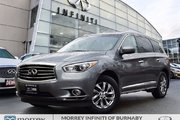 2014 Infiniti QX60 Technology Package No Accident Claim One BC Owner