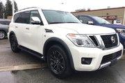 2018 Nissan Armada Platinum * Huge Demo Savings!