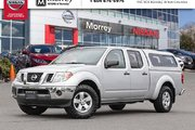 2012 Nissan Frontier SV CREWCAB 4X4 CANOPY LOW KMS!
