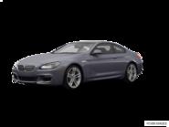 2015 BMW 6 Series Coupé