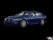 2017 BMW 5 Series Sedan
