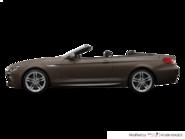 2017 BMW 6 Series Cabriolet