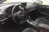 2016 Audi A3 2.0T QUATTRO 2.0T Komfort