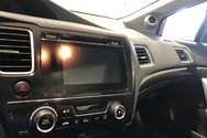 2015 Honda Civic Coupe EX w/sunroof, alloy, and backup cam