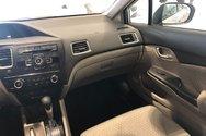 2015 Honda Civic Sedan LX w/ only 21,300KM