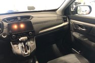 2017 Honda CR-V LX w/Honda Safety System, factory remote start