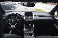 2016 Lexus NX F-SPORT