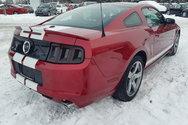 2013 Ford Mustang GT 5.0*CUIR*TOIT*JAMAIS ACCIDENTÉ