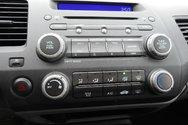 Honda Civic DX,CLIMATISATION,JAMAIS ACCIDENTÉ,1 PROPRIO 2010