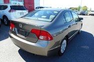 Honda Civic DX-A* MANUEL AIR* CLIMATISÉ*TRÈS PRORE 2008
