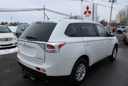 2014 Mitsubishi Outlander ES,CLIMATISATION,BLUETOOTH,SIÈGES CHAUFFANTS